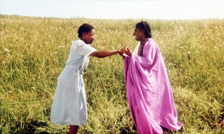 No Merchandising. Editorial Use Only. No Book Cover Usage. Mandatory Credit: Photo by Warner Bros/Kobal/REX/Shutterstock (5885606aq) Whoopi Goldberg The Color Purple - 1985 Director: Steven Spielberg Warner Bros USA Scene Still Drama The Colour Purple La Couleur pourpre